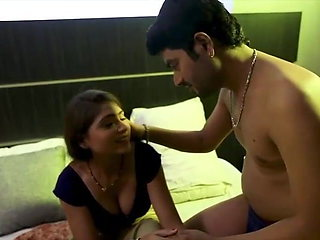 Desi Office Maid Has Sex with Office Boss